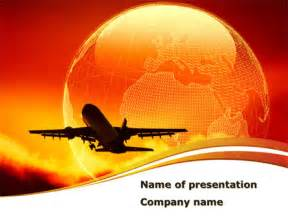 take point on plane take powerpoint template backgrounds 08459