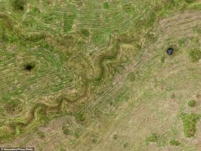 years  scarred landscape  battle