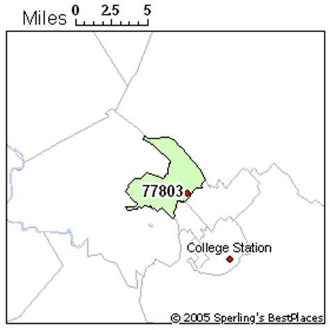 bryan texas zip code map best place to live in bryan zip 77803 texas
