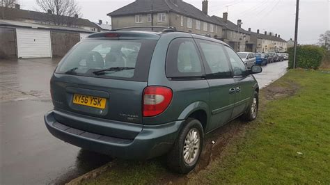 used chrysler voyager used chrysler voyager cars second chrysler voyager