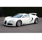 Bugatti Veyron Super Sport White And Black Image Car