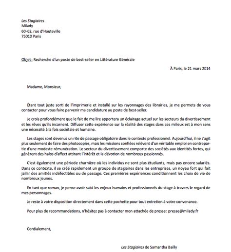 Lettre De Motivation Candidature Spontanée Vacataire lettre de motivation office de tourisme employment