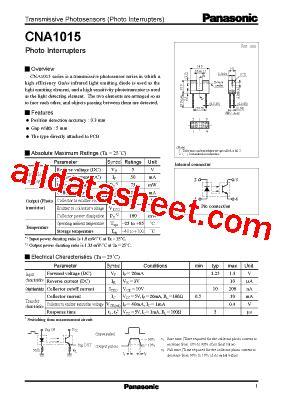 transistor a1015 datasheet a1015 datasheet pdf panasonic semiconductor