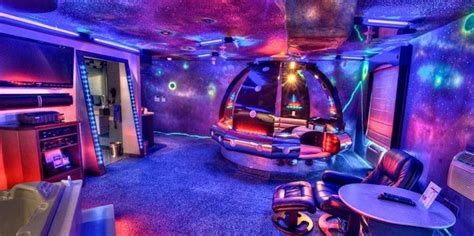 theme hotel walkthrough 13 space themed hotels suites right here on earth