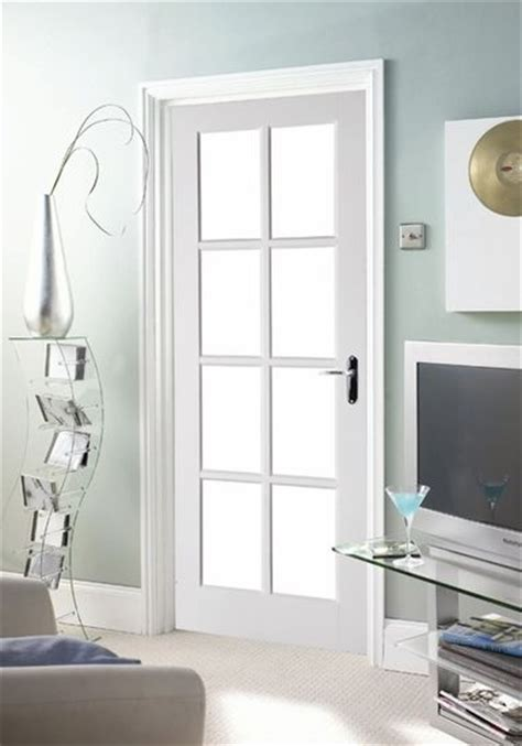 Interior Glass Doors White 15 Best Images About Interior Panel Doors On