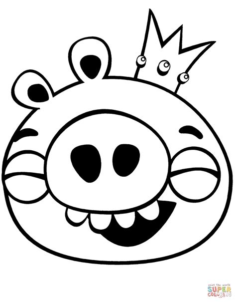 angry birds epic pigs coloring pages angry birds pig coloring pages www pixshark com images