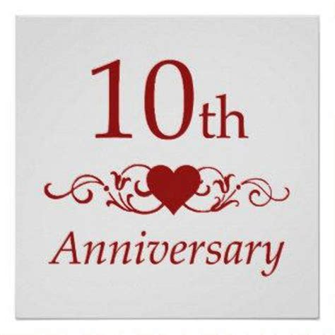 Wedding Anniversary 10th 10th anniversary wishes wishes greetings pictures