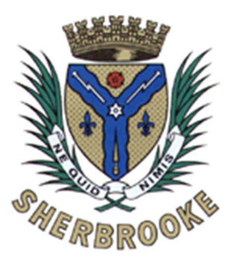 tattoo magog quebec armoiries de sherbrooke ville de sherbrooke