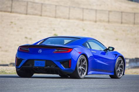 2017 acura nsx coming with 573 hp 0 60 mph time of 3 0