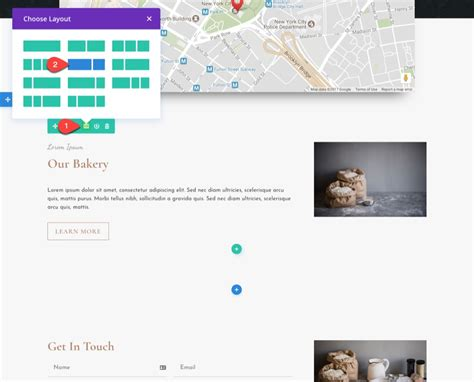 change layout of wordpress page how to use the exclusive cyber monday bakery layout pack