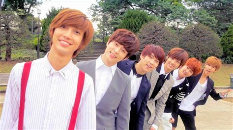 for boyfriend kpop song of the week on and on by boyfriend modern