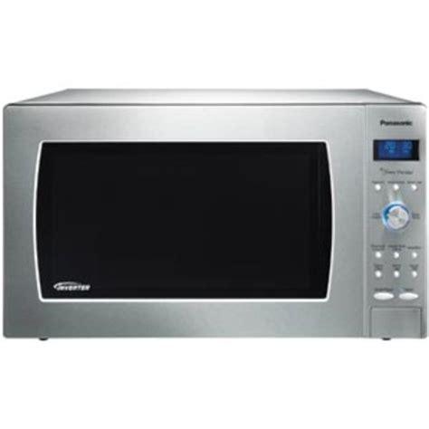 Promo Panasonic Nn Gf574m Grill Microwave Oven 27l Silver Murah Me panasonic nns740baw setup manual 36 pages size inverter microwave oven panasonic