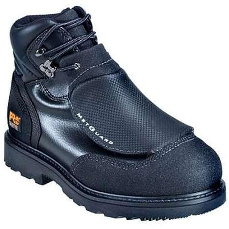 steel toe boots with metatarsal guard timberland s pro metatarsal guard steel toe work boots