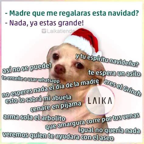 esta navidad haz feliz a alguien con los renos ms navideos de coca que me vas a regalar esta navidad memes perrito