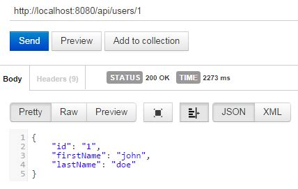 tutorial php rest json node js proper way to set response status and json