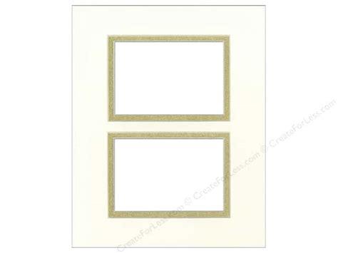10 x 14 pre cut mat pre cut photo mat board 11 x 14 in 2