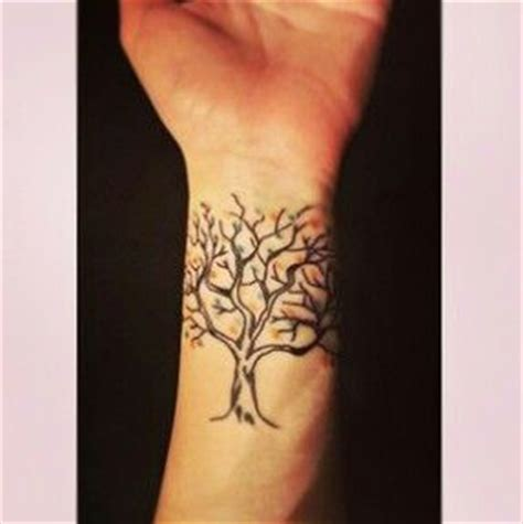 family tree wrist tattoos 43 best images about tree ideas on