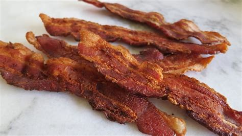 Crispy Bacon crispy bacon my lilikoi kitchen