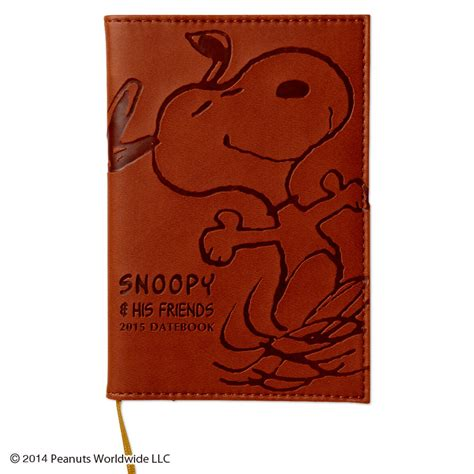 day planner books snoopy peanuts notebook day planner pocket date book