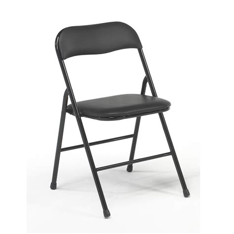 sillas metalicas plegables silla plegables metalicas negras