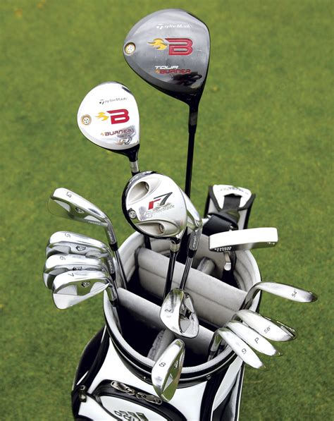 sergio garcia whats   bag golf monthly