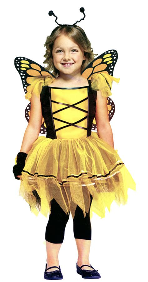 girls beautiful butterfly costume party city ballerina butterfly gold fairy toddler costume kids girls