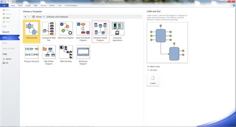 visio software and database template missing pretty microsoft visio 2010 templates gallery exle
