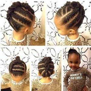 hairstyles for little girls with no edges 25 best ideas about black little girl hairstyles on