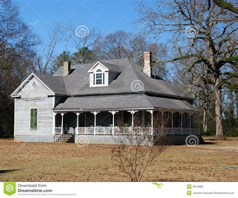 the gallery for gt old country farm houses old country home stock photo image of country house