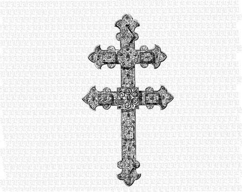 tattoo cross of lorraine articles similaires 224 croix de lorraine h 233 raldique double