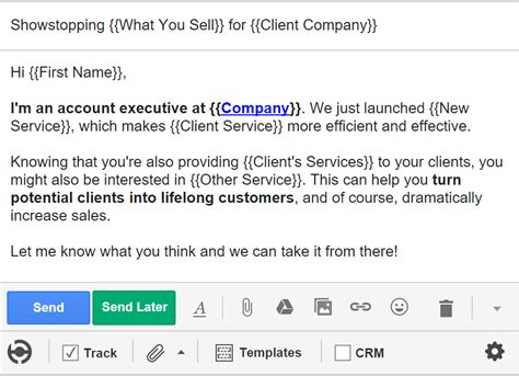 5 Cold Email Templates That Actually Get Responses Bananatag Last Call Email Template