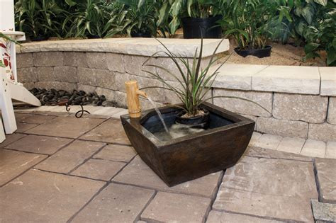 Aquascape Patio Pond by Aquatic Patio Ponds 32 Aquascapes