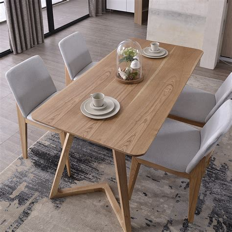 sofa dining table combined nordic wood tables 6 person dinette table and four chairs