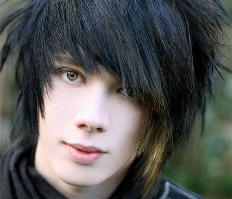emo haircuts tutorial emo hairstyles for guys tutorial hairstyles by unixcode