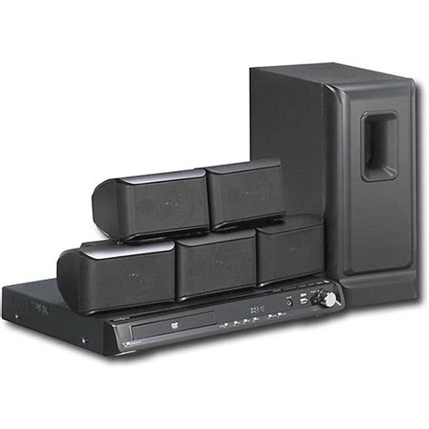 insignia 5 1 ch dvd home theater system refurbished