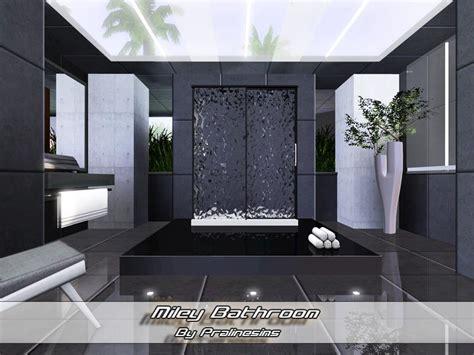 Sims 3 Bathroom Ideas by Pralinesims Miley Bathroom