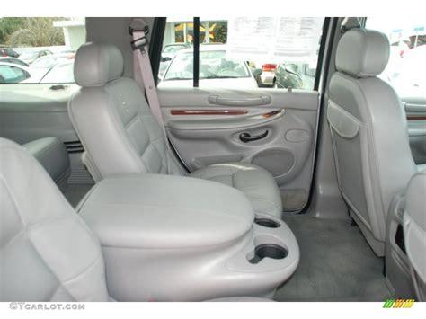 2000 Lincoln Navigator Interior by Medium Graphite Interior 2000 Lincoln Navigator Standard
