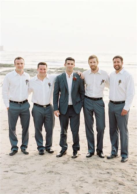 7 Seaside Looks Youll by 35 Great Groomsmen Looks You Ll Boys Suits And Beaches