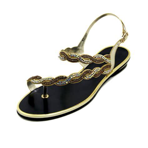 bling house slippers 2016 comfort sandals for summer womens flat sandal
