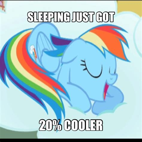 Mlp Rainbow Dash Meme - rainbow dash meme by theoddlydifferentone on deviantart