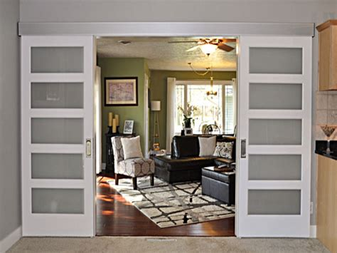 Interior Room Doors Johnson Barn Door Track Small Living Room Interior Design Living Room Interior Sliding Doors