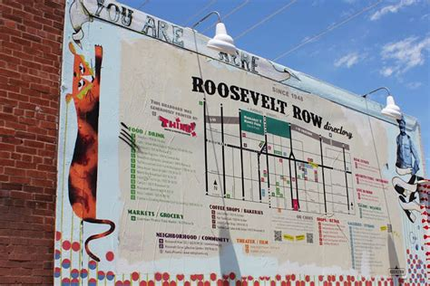 adaptive reuse project revitalizes roosevelt row arts roosevelt row arts district named one of 15 great places