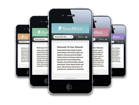 elegant themes mobile version new theme handheld elegant themes blog