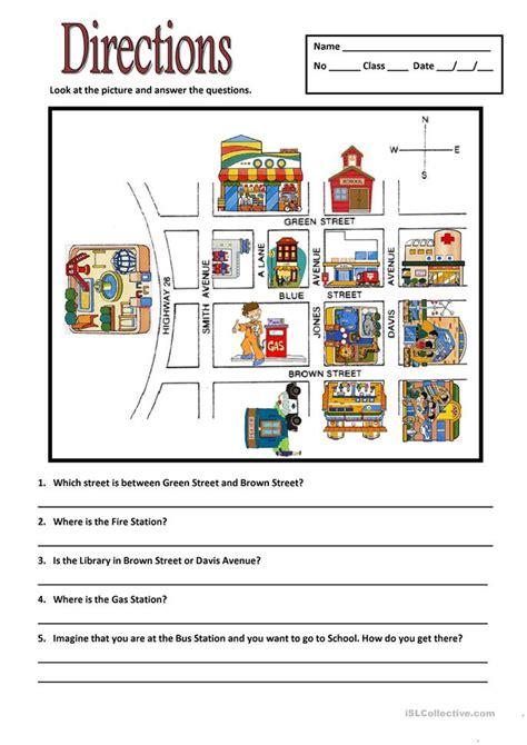 directions activity worksheet directions worksheet free esl printable worksheets made by teachers
