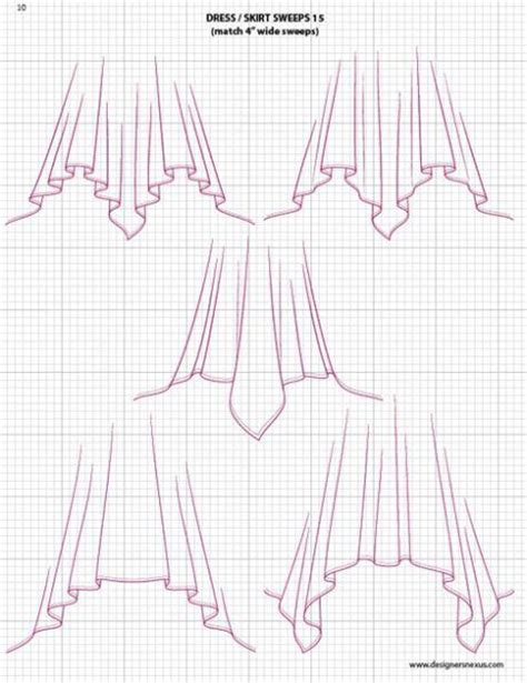 pleats 9 design inspiration pinterest sleeve skirts
