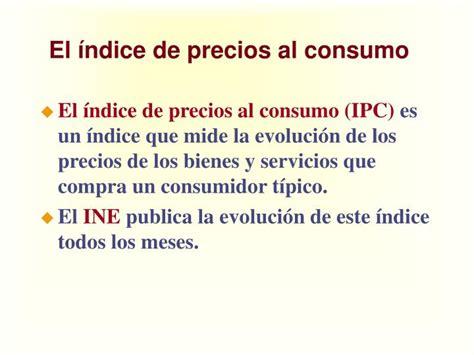 Indice De Compras De La Mba by Ppt La Medici 243 N Coste De La Vida Powerpoint
