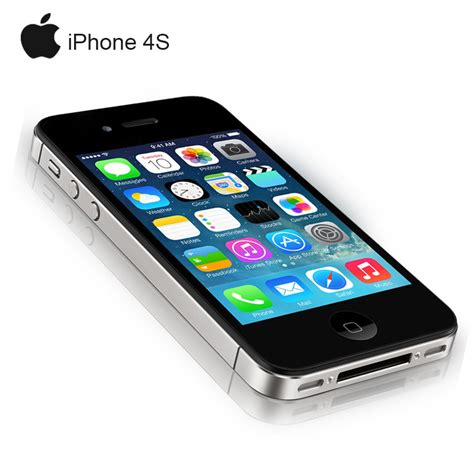 apple iphone 4s apple iphone 4s 16gb a1387 factory unlocked 3g cell
