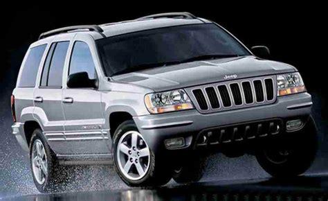 Jeep Grand Cherokee Zg Zk Wg Wj Laredo 1993 2004 Limited