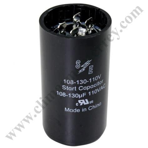 capacitor motor de arranque capacitor de arranque 108 130mf 110v smart