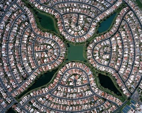 pattern definition urban urban sprawl a vision from space transition town payson